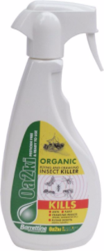 Oa2ki Organic Bed Bug Killer Trigger Spray 500ml