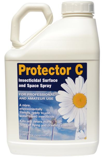 Protector C Carpet Beetle Killer Insecticide 5Litre